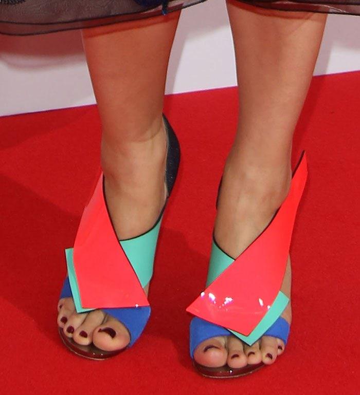 Roksanda-Ilincic-Nicholas-Kirkwood-multicolored-sandals