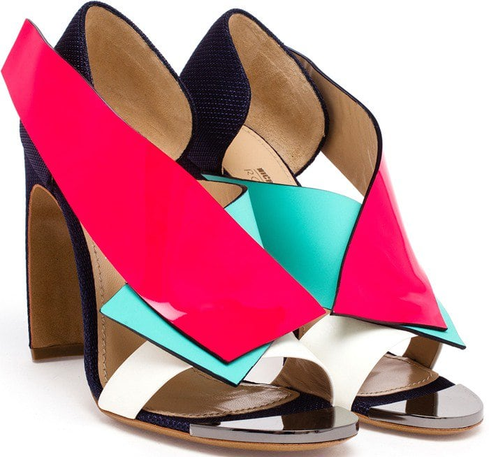 Roksanda x Nicholas Kirkwood Multicolored Sandals