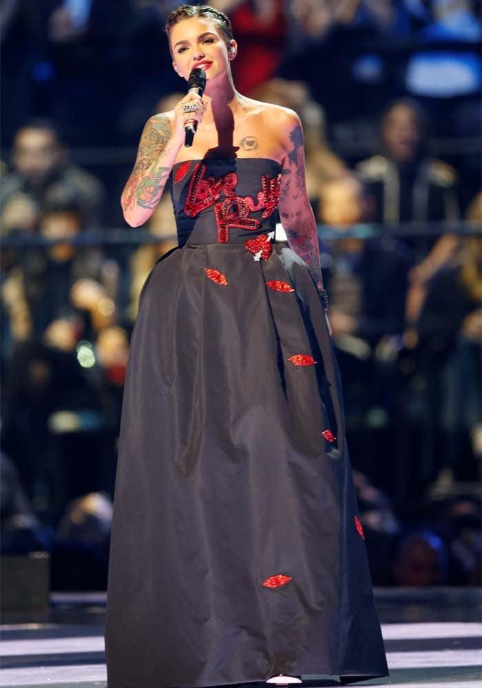 Ruby Rose EMA8