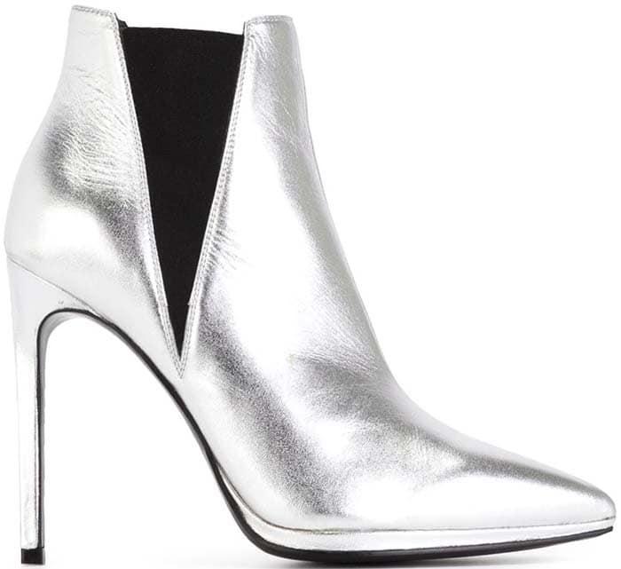 Saint Laurent Janis Boots