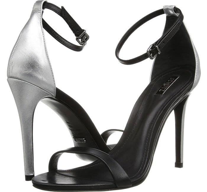 Schutz-Cadey-Lee-Sandals-Black-Silver