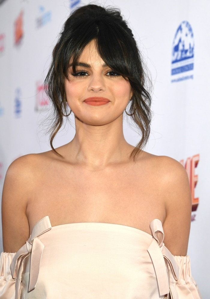 Selena Gomez hopes she is healthy and focusing on philanthropy in 10 years at age 37