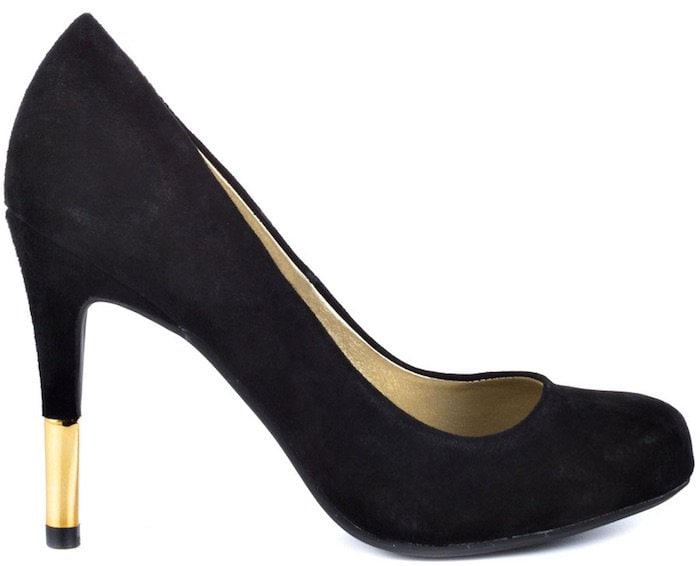 "Seychelles ""Million Miles Away"" in Black Suede"