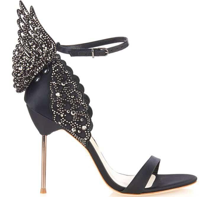 """Sophia Webster """"Evangeline"""" Angel-Wing Sandals"""