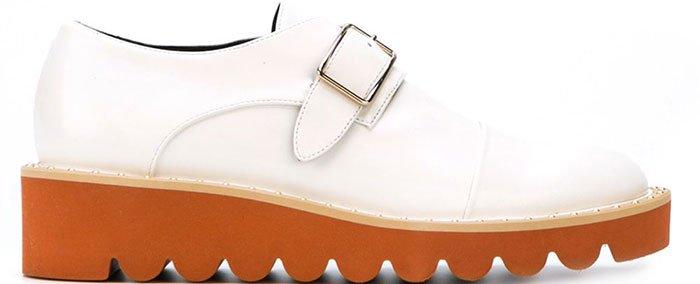 Stella-McCartney-Odette-buckled-loafers
