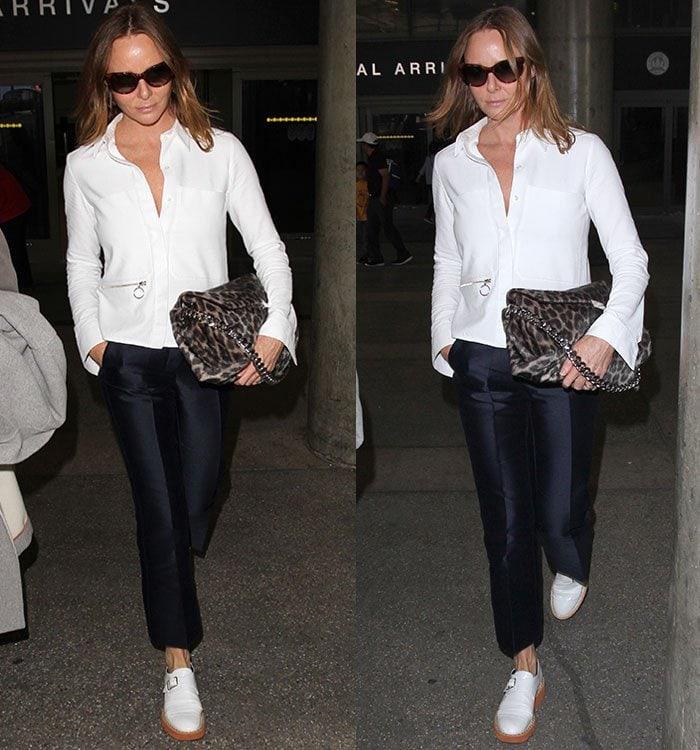 Stella-McCartney-chic-airport-style