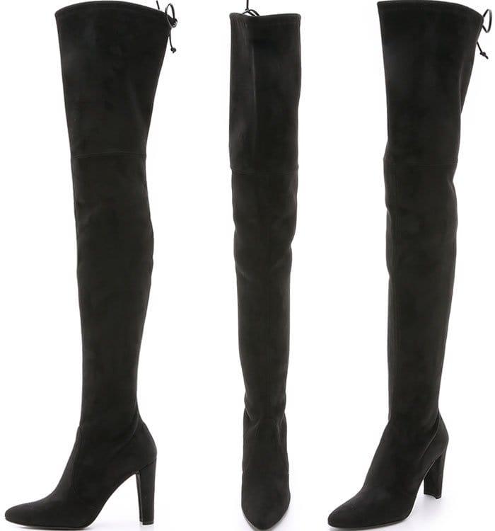 Stuart Weitzman 'Alllegs' Thigh-High Boots