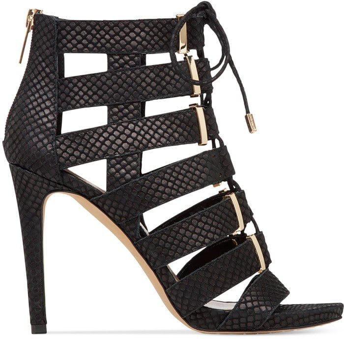 Vince Camuto Black Freshi Dress Sandals