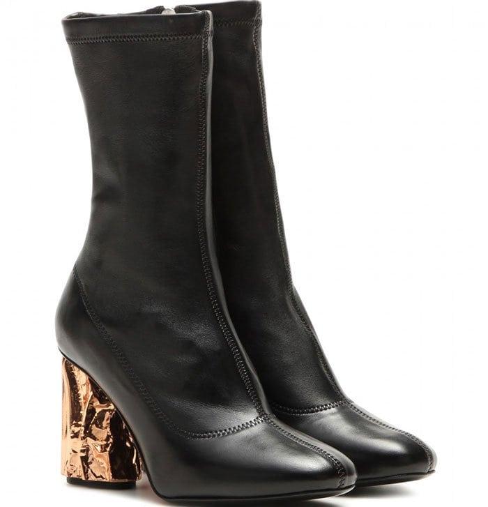 Acne Studios Odessa Boots Black