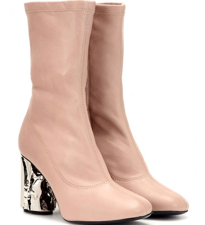 Acne Studios Odessa Boots Leather
