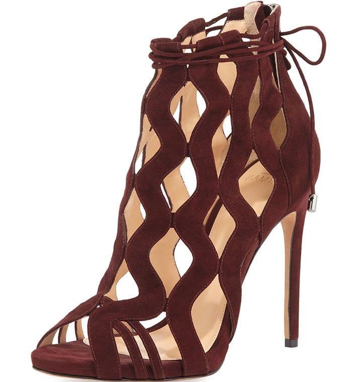 Alexandre Birman Loretta Sandal Booties