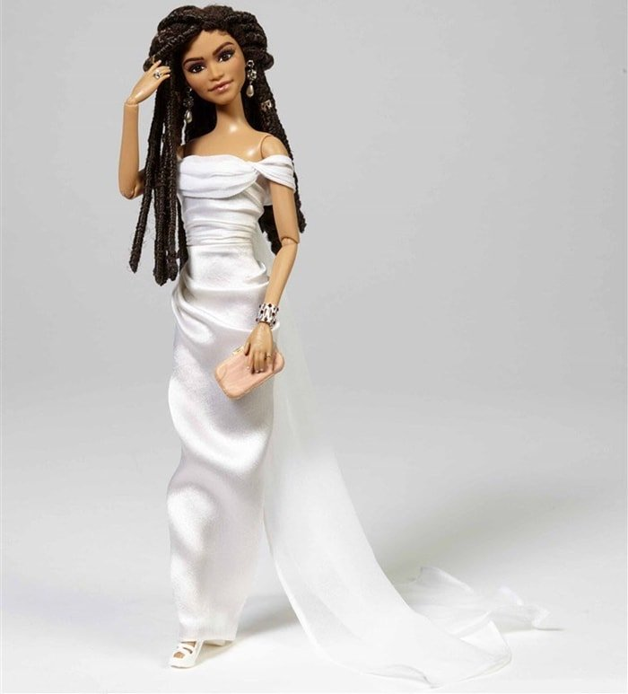 Barbie's one-of-a-kind Zendaya doll