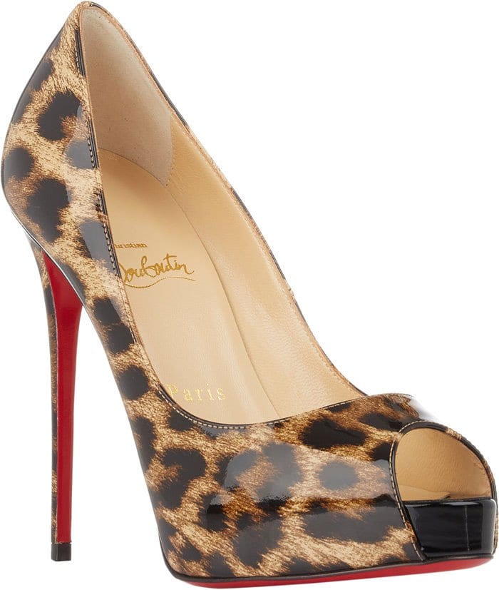 New Very Prive Leopard