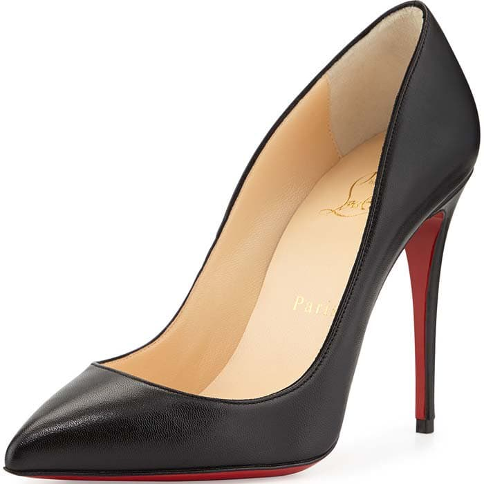 Can you name the shoe designer?