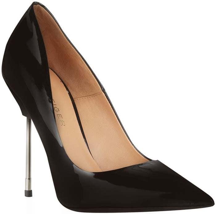 """Kurt Geiger London """"Britton"""" Patent Court Shoes"""