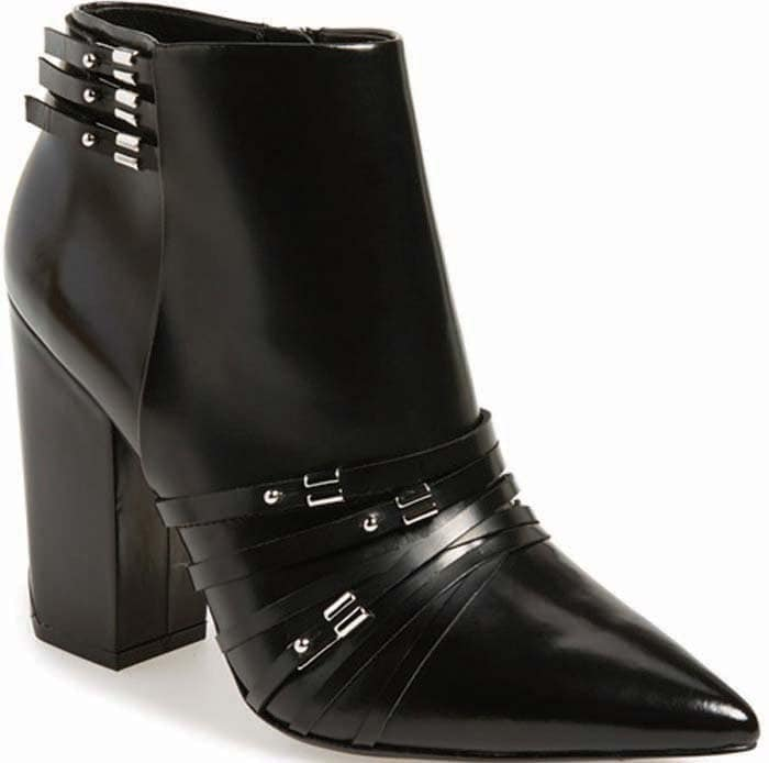 "L.A.M.B. ""Martini"" Pointy Toe Bootie"
