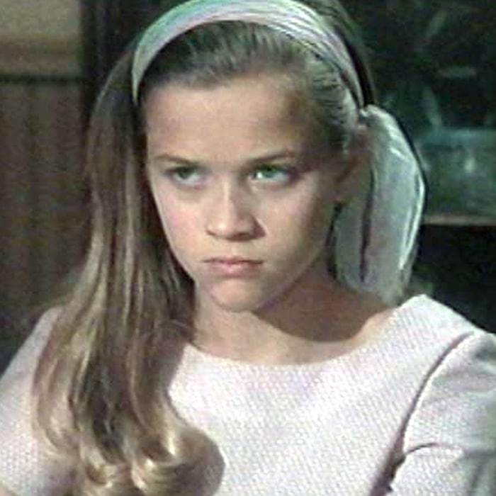 Reese Witherspoon as Dani Trant in The Man in the Moon, a 1991 American coming of age drama film