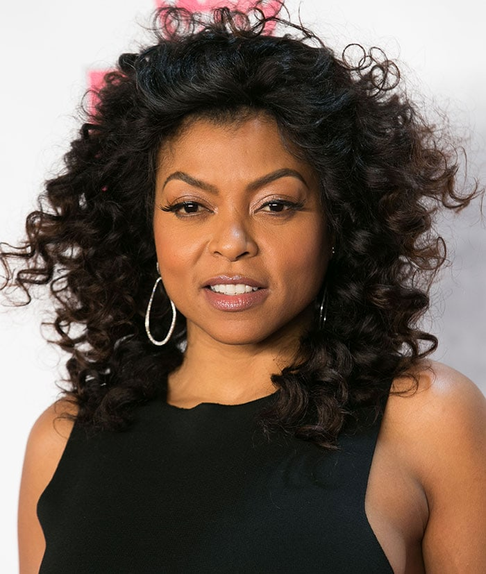 Taraji-P-Henson-curly-hair-neutral-makeup