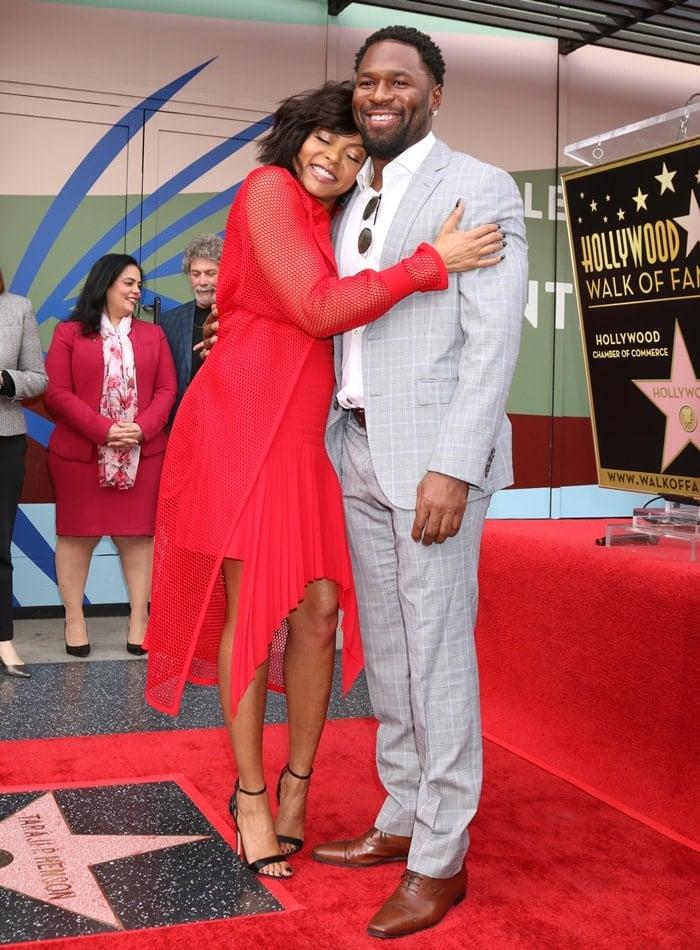 Taraji P Henson and former American football cornerback Kelvin Hayden have been engaged since May 2018