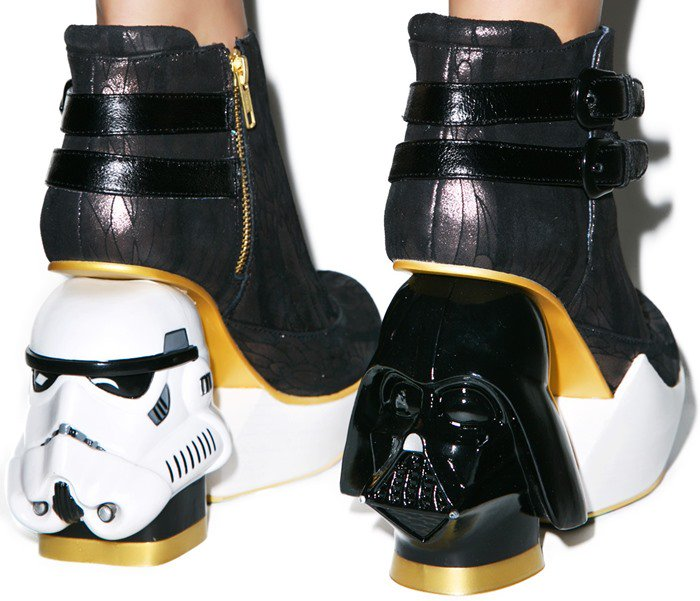 The Death Star Bootie