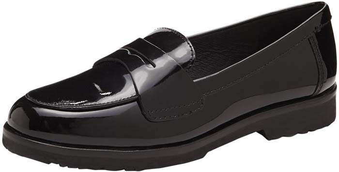 "Black Vince Camuto ""Mitchell"" Loafers"