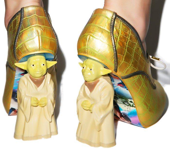 Yoda Heels