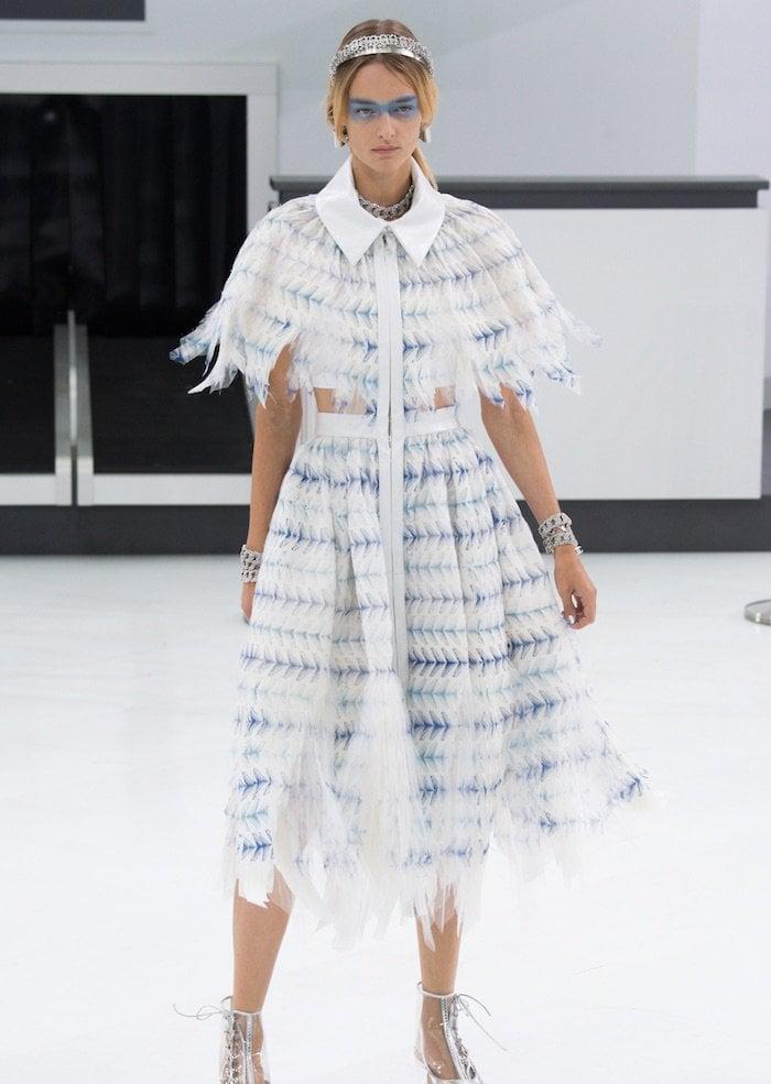 chanel spring 2016 dress