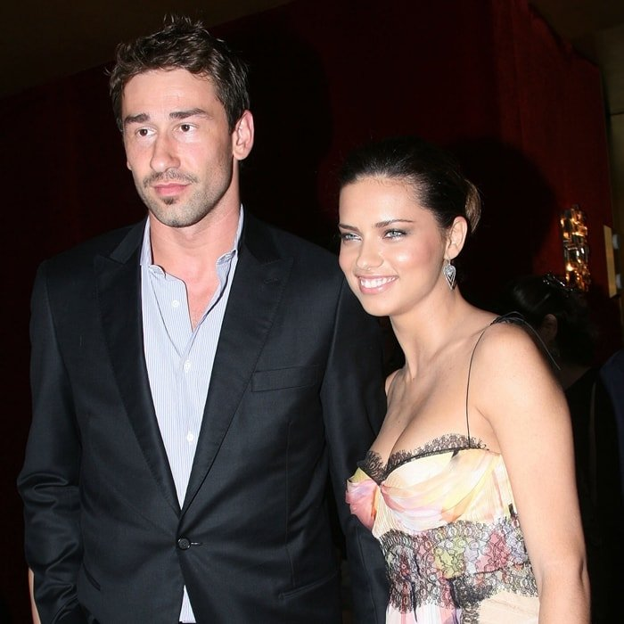 Christian model Adriana Lima claims she was a virgin until marrying Marko Jarić in 2009