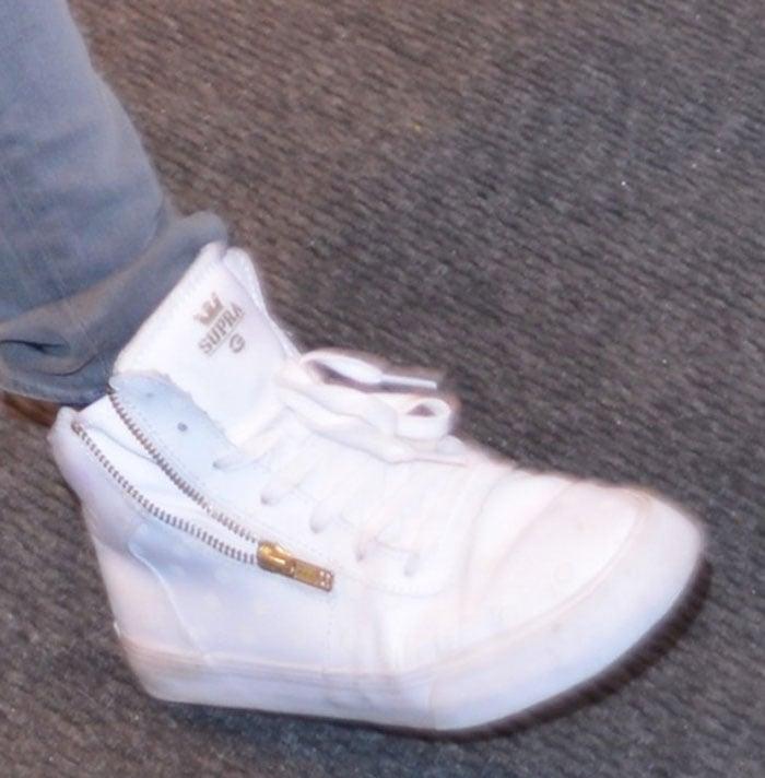 Bella-Thorne-Supra-Cuttler-High-Top-Sneakers