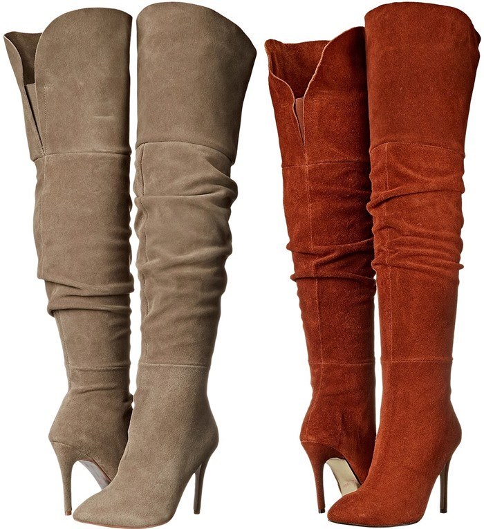 Chinese Laundry Kristin Cavallari - Calissa Over the Knee Slouch Boots
