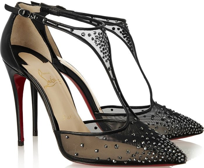 Christian-Louboutin-Salopatina-embellished-mesh-pumps