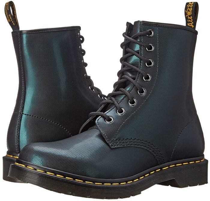 Dr. Martens 1460 W Green Tracer