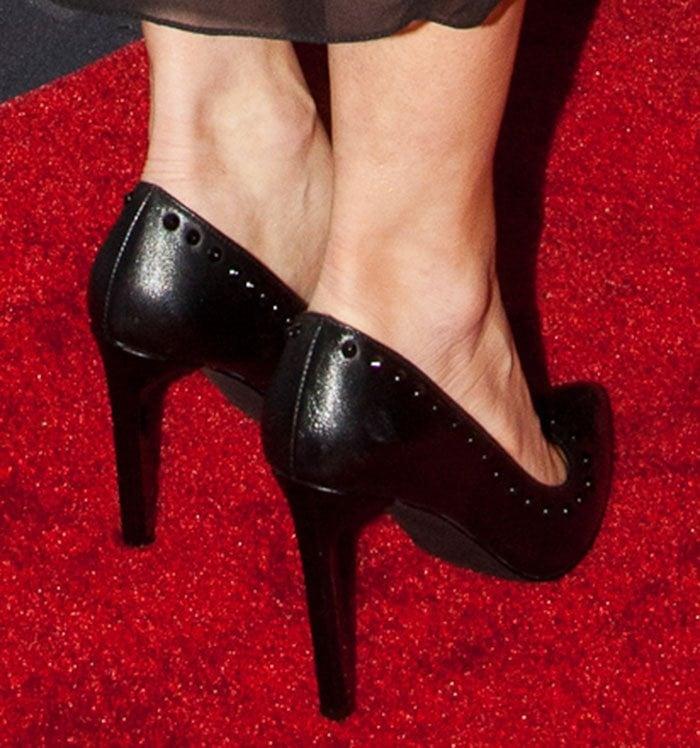 Fergie-Black-Studded-Pumps