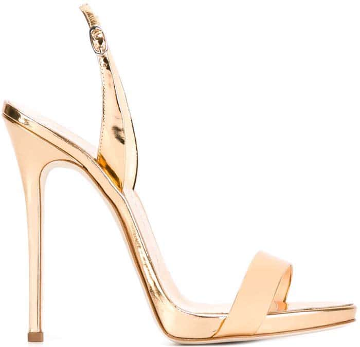 Giuseppe Zanotti Sling Back Sandals