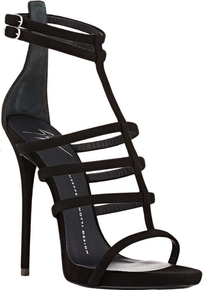 Giuseppe Zanotti Suede Strappy Sandals