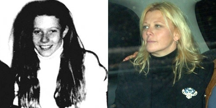 While still a teenager, Gwyneth Paltrow (L) got blowjob lessons from Rob Lowe's wife Sheryl Berkoff