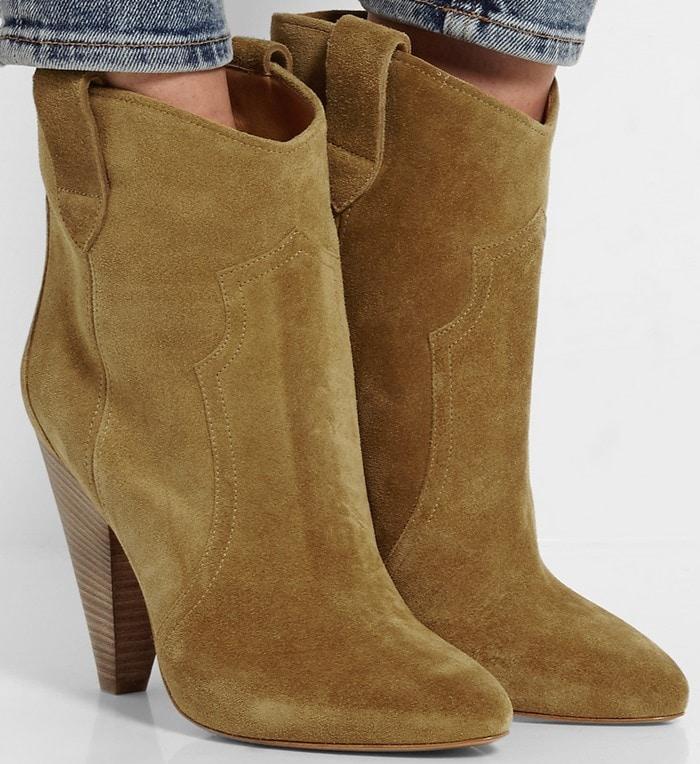 Isabel Marant Etoile Roxann ankle boots