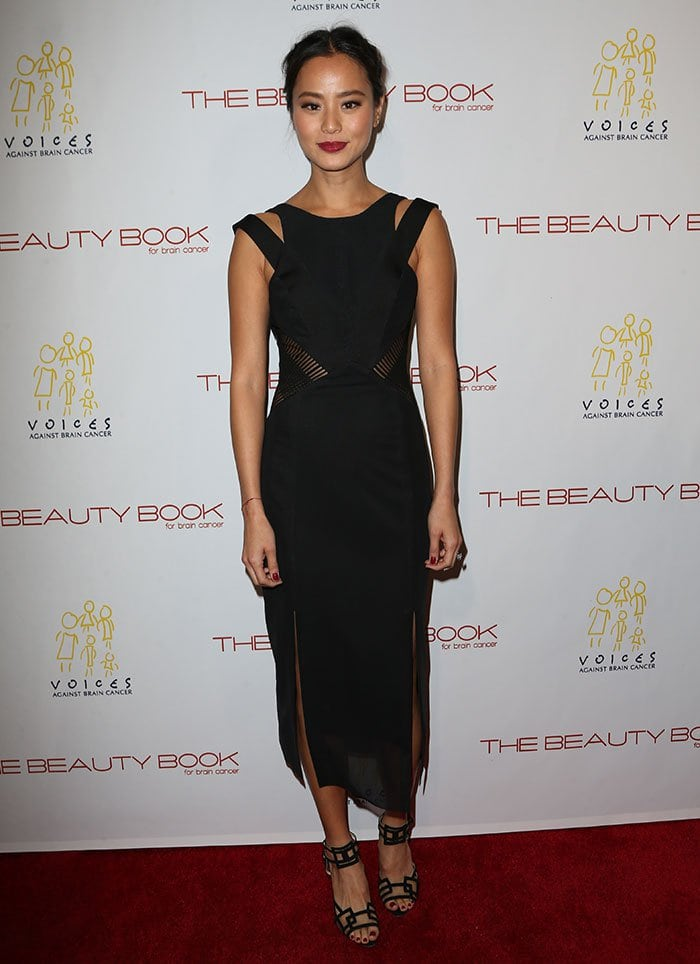 Jamie-Chung-Beauty-Book-Brain-Cancer-Edition-2-Launch