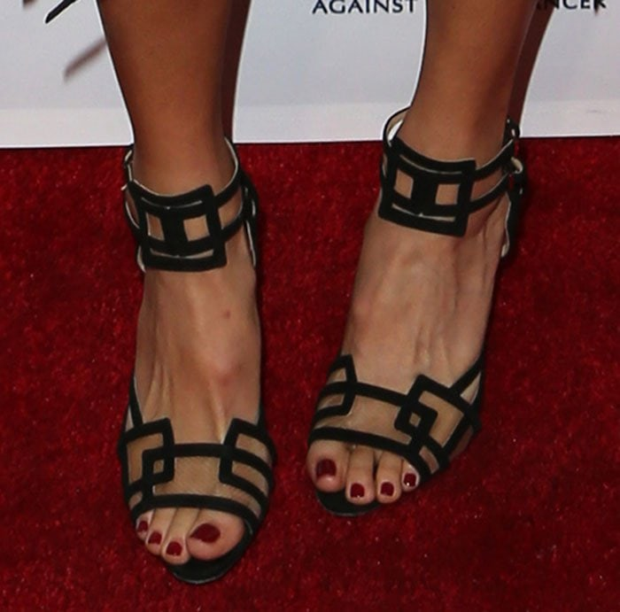 Jamie-Chung-Charlotte-Olympia-Between-the-Lines-sandals