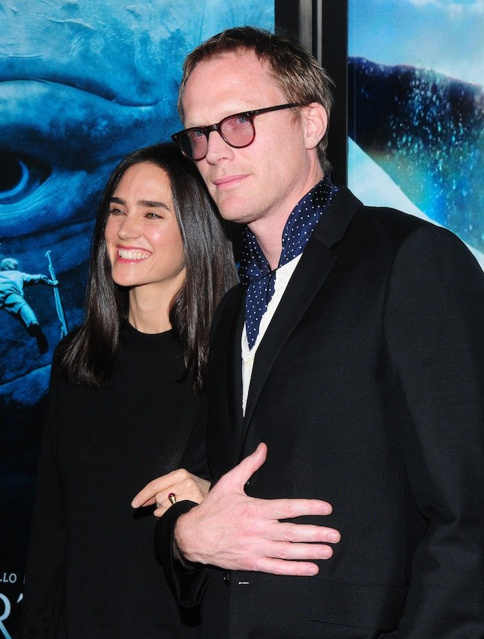 Jennifer Connelly met her husband Paul Bettany on the set of A Beautiful Mind