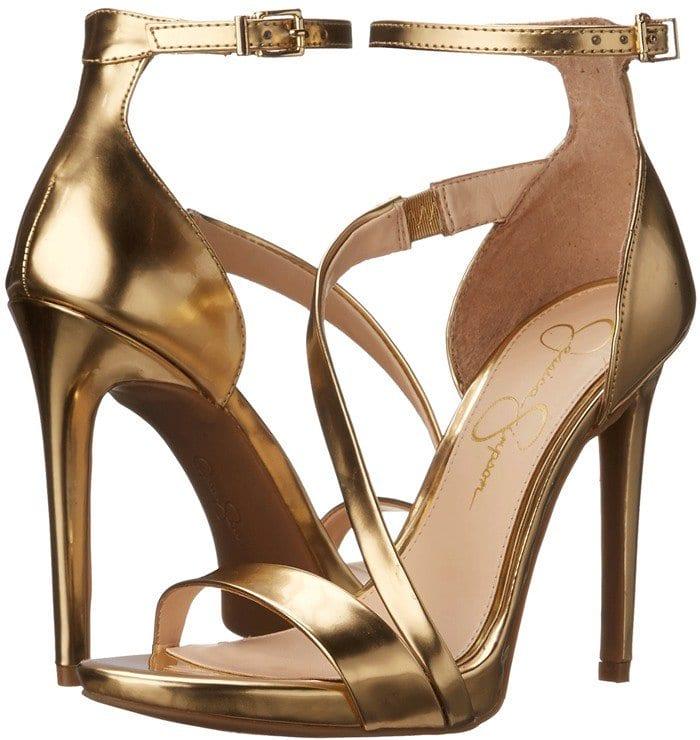 Jessica Simpson Rayli Gold