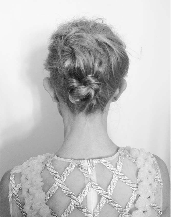 Kate Bosworth shows off her beautiful hairdo on Instagram