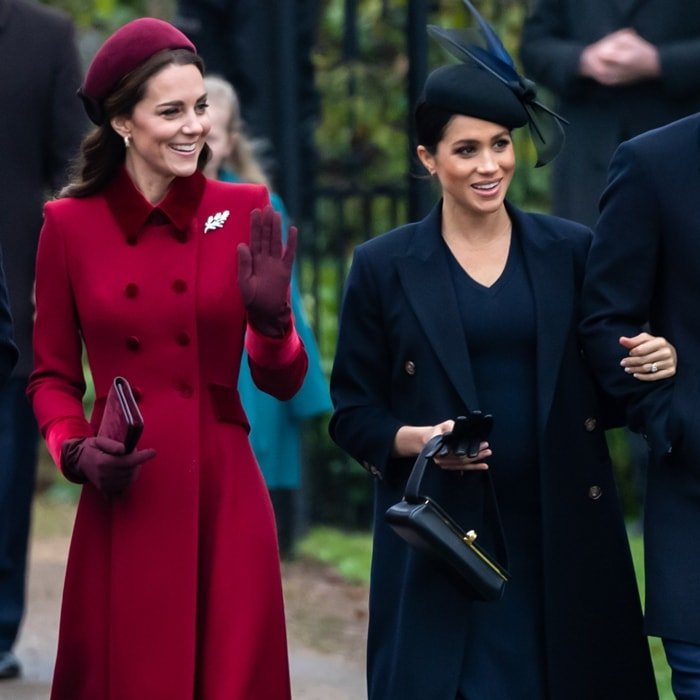 Kate Middleton has always been more popular than Meghan Markle