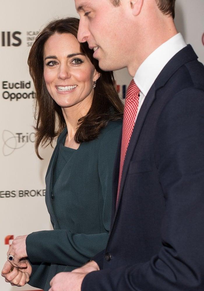 Kate Middleton Two Events Stuart Weitzman 4