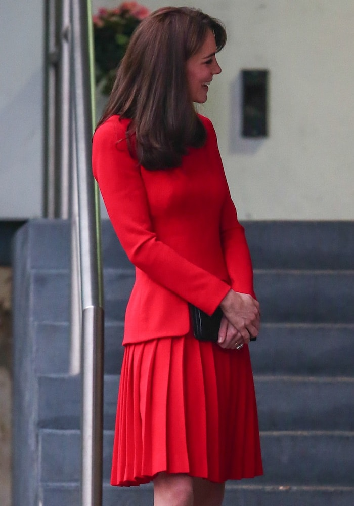 Kate Middleton anna freud center2
