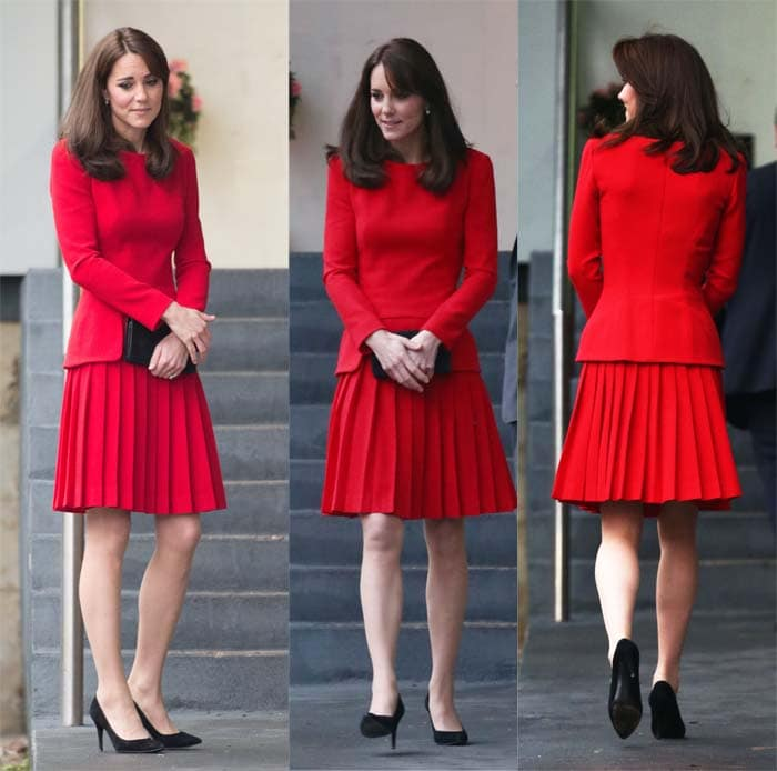 Kate Middleton anna freud center4