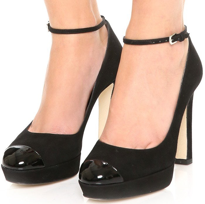"L.K. Bennett ""Sally"" Platform Pumps"