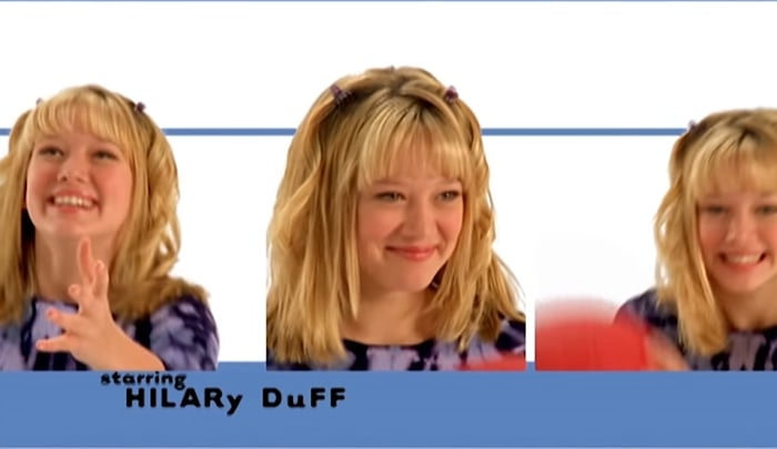 Hilary Duff earned $15,000 per Lizzie McGuire episode and $1 million for the movie