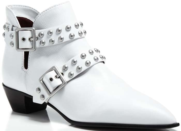 Marc Jacobs True Rebel Carroll White
