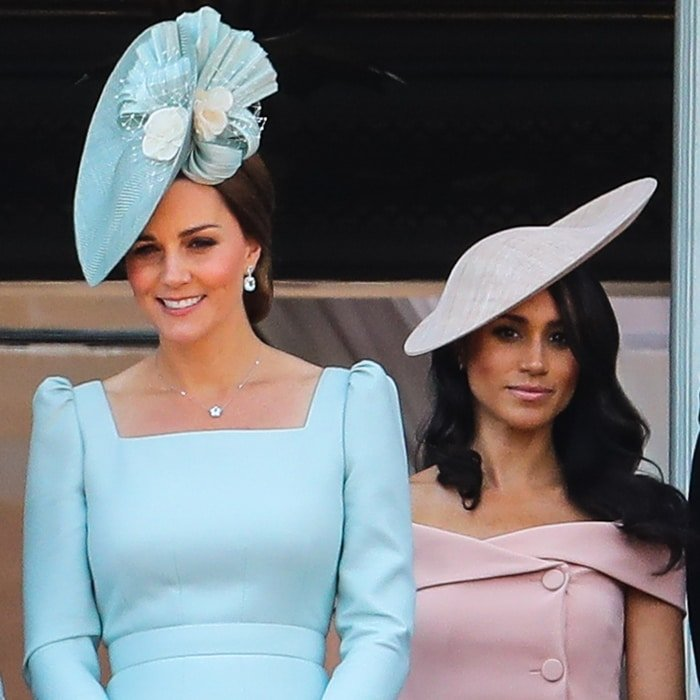 One of the most popular royals, Kate Middleton is much better liked than Meghan Markle